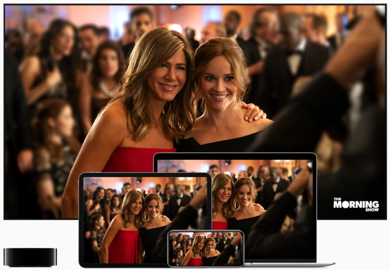 Jennifer Aniston Reese Witherspoon Apple TV+