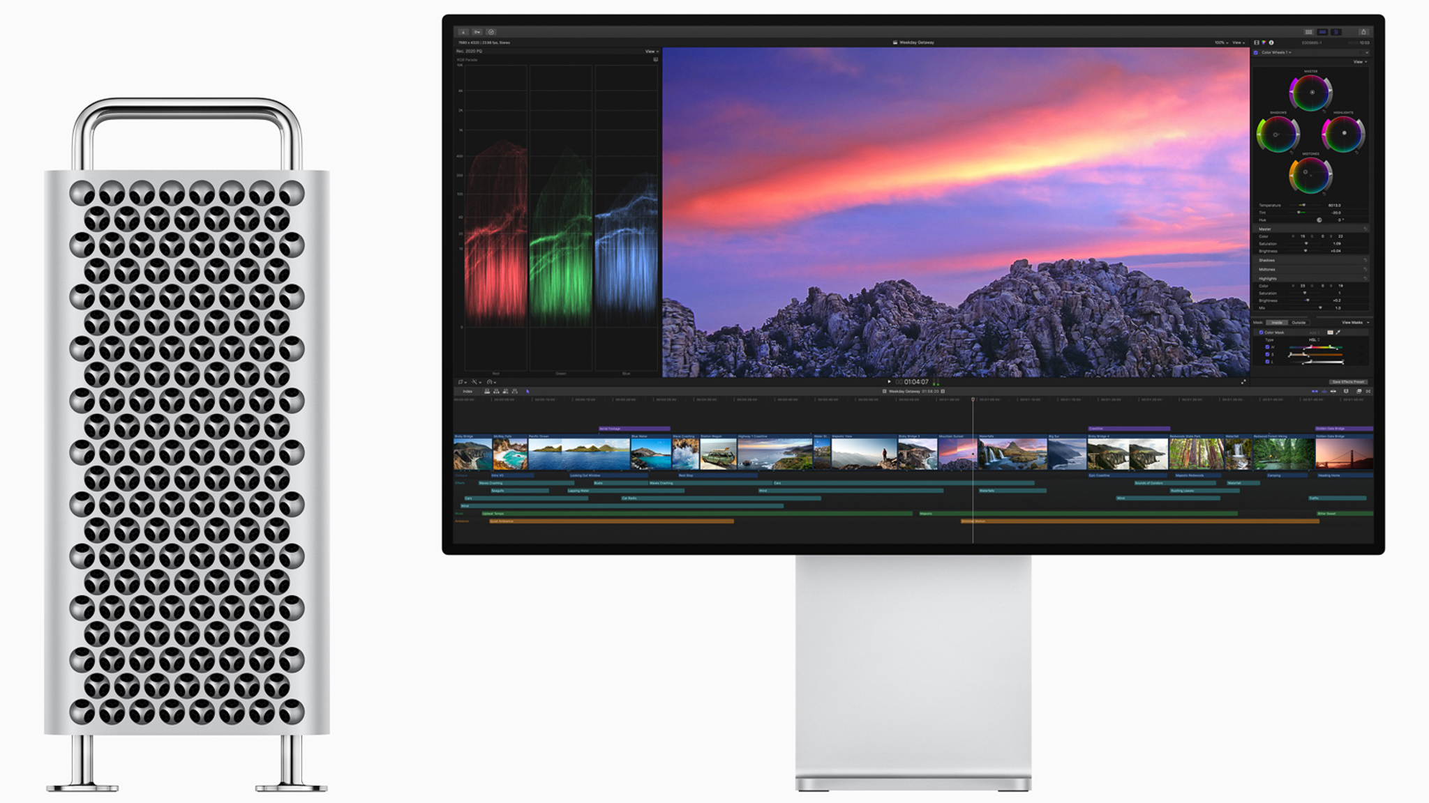 Apple Final Cut Pro Mac Pro