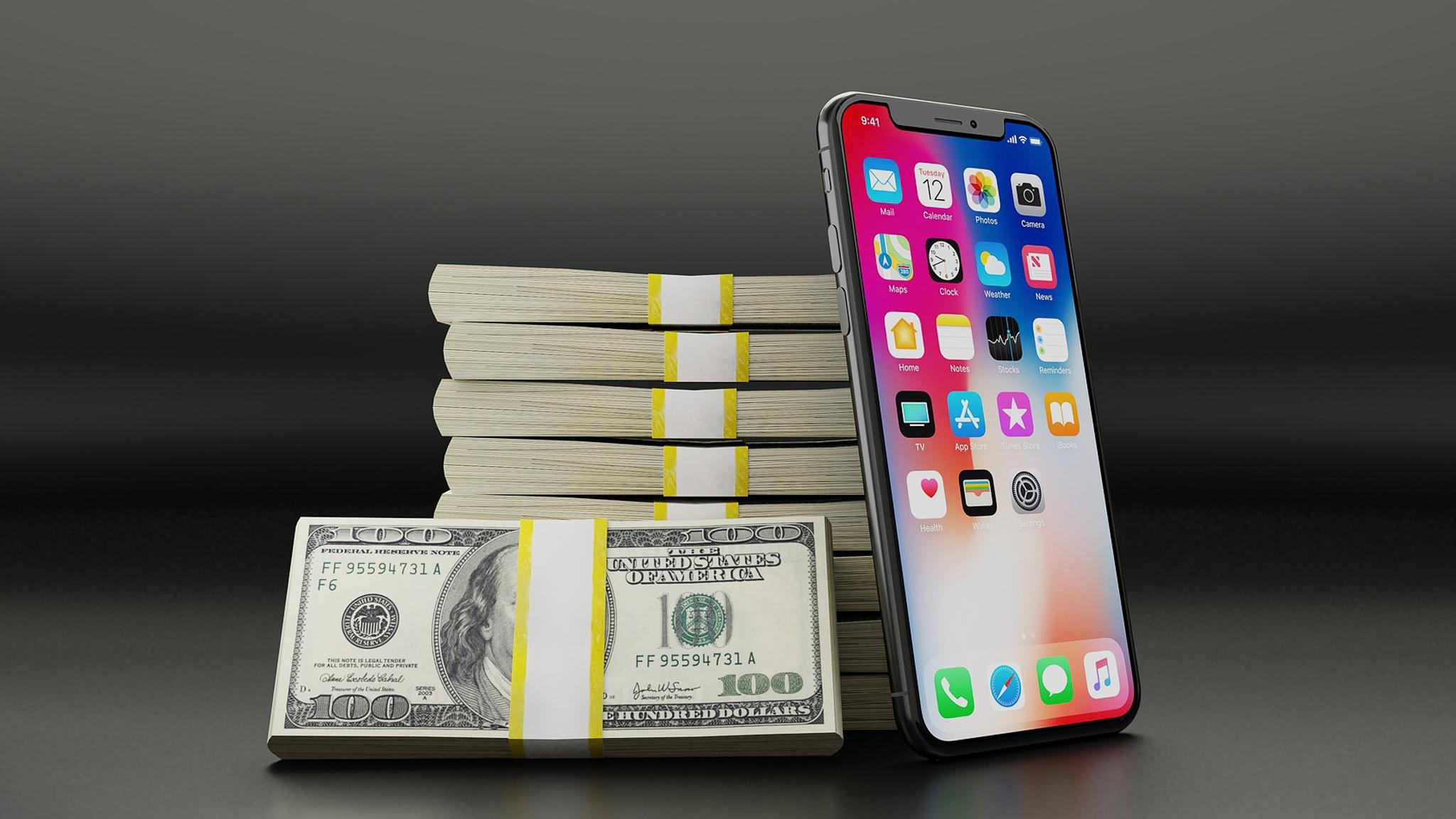 Apples regnskapstall