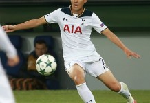 Son Heung-Min Tottenham Player