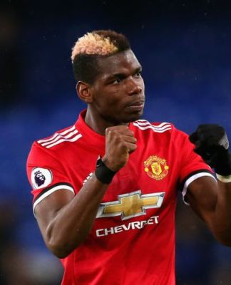 Pogba Weekly Wages