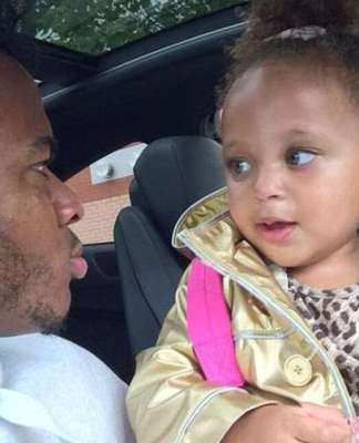 Raheem Sterling children