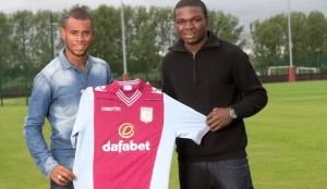 New signings Okore and Bacuna
