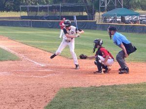 EP Legion Baseball. Photo credit Steve Schewe