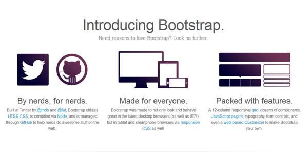 6 Alasan Untuk Menggunakan Twitter Bootstrap