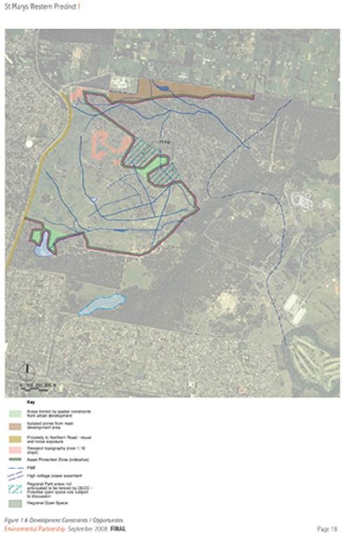 Jordan Springs Open Space Strategies