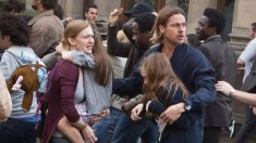 World War Z, novo filme de zumbi, mostra horrores da vida real
