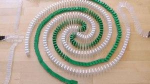 Veja vídeo com efeitos insanos utilizando peças de dominó
