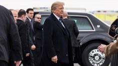 Trump diz que investigações de colusão beneficiam a Rússia