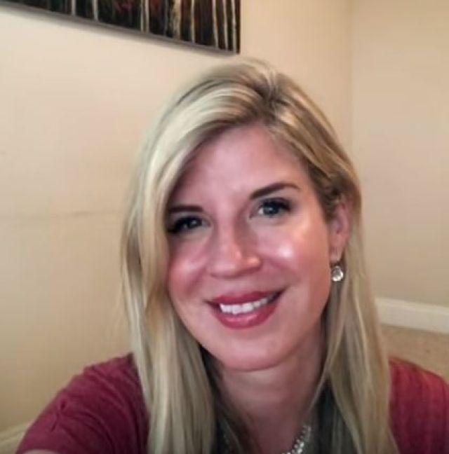 Tricia Barker (Captura de tela/YouTube)
