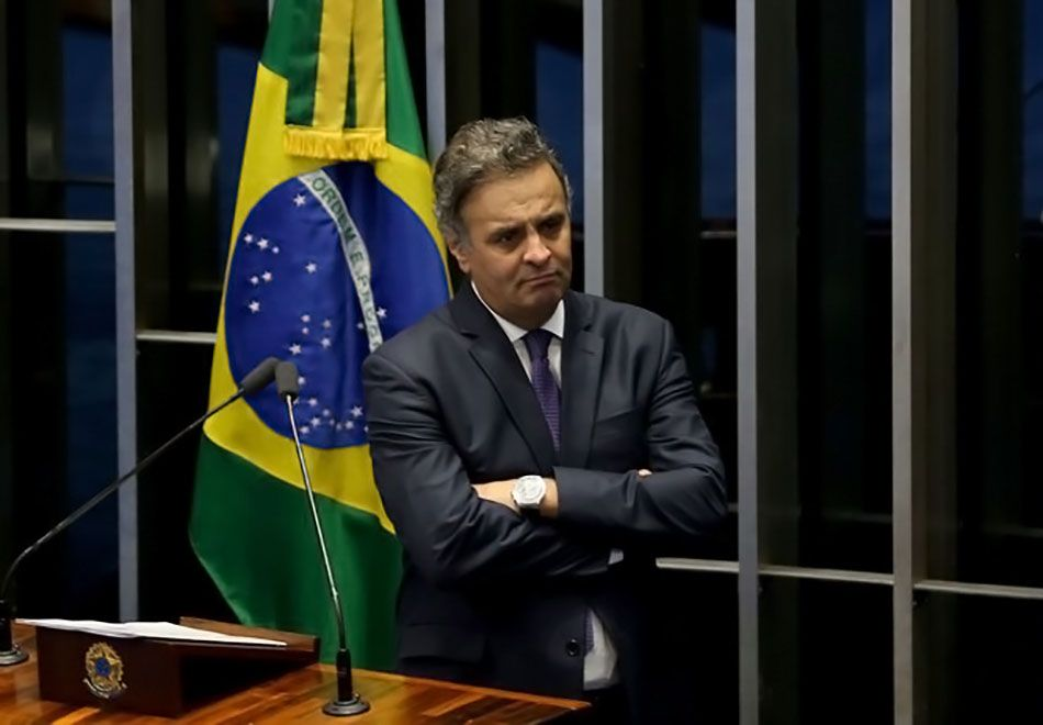 Supremo Tribunal decide hoje o futuro de senador do PSDB