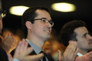 Procurador da República, Deltan Dallagnol (ANDRESSA ANHOLETE/AFP/Getty Images)