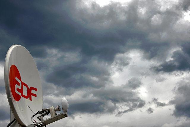 GEZ Vollstreckung durch den ZDF, ARD und Deutschlandradio Foto: JOEL SAGET/Getty Images