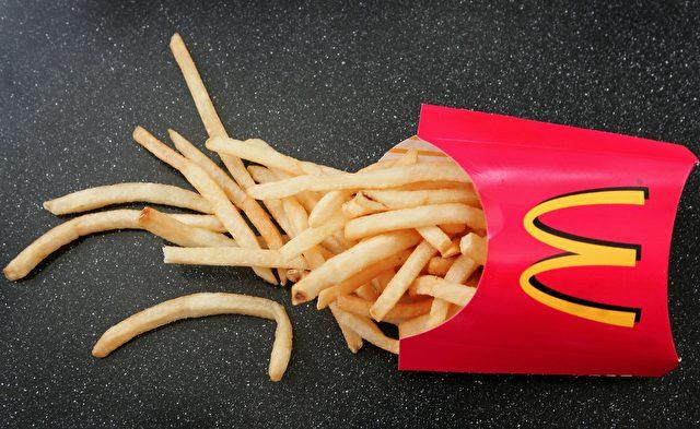 McDonald's Pommes Frites enthalten bedenkliche Konservierungsstoffe Foto: Scott Olson/Getty Images