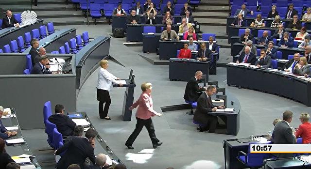 Kanzlerin_Bundestag_Disziplin_e