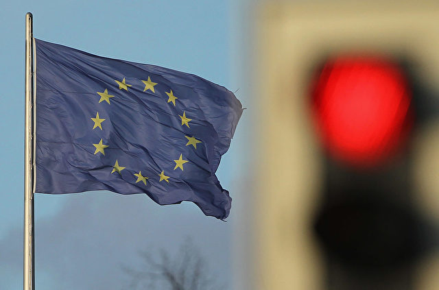 EU-Flagge. Foto: Getty Images