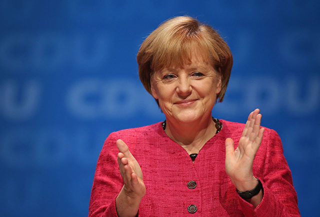 Bundeskanzlerin und CDU-Chefin Angela Merkel. Foto: Sean Gallup/Getty Images