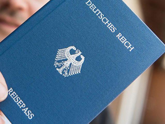 Die sogenannten Reichsbürger werden jetzt bundesweit vom Verfassungsschutz beobachtet. Foto: Patrick Seeger/dpa