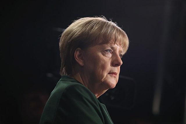 Kanzlerin Angela Merkel.Foto: Sean Gallup/Getty Images