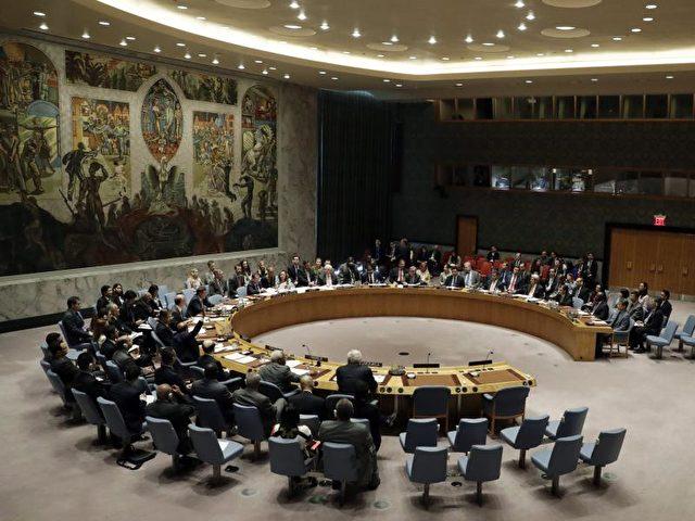 UN-Sicherheitsrat in New York:Überraschend haben die USAkeinVeto gegen eine Resolution eingelegt, die ein Aus für den israelischen Siedlungsbau im Westjordanland und im Osten Jerusalems fordert. Foto: Jason Szenes/dpa
