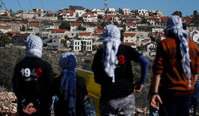 Seit 1949 werden die Palästinenser von Israel unterdrückt und von ihrem Land vertrieben. Foto: JAAFAR ASHTIYEH/AFP/Getty Images