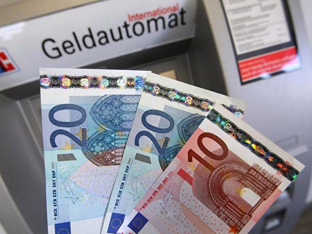 Ein Streik könnte zu Problemen bei der Bargeldversorgung in Berlin führen. Foto:Karl-Josef Hildenbrand/dpa