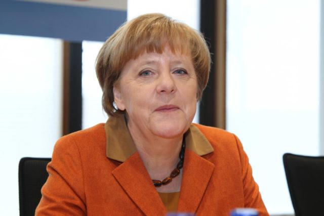 Kanzlerin Angela Merkel Foto: Francesco Gulotta-Pool/Getty Images