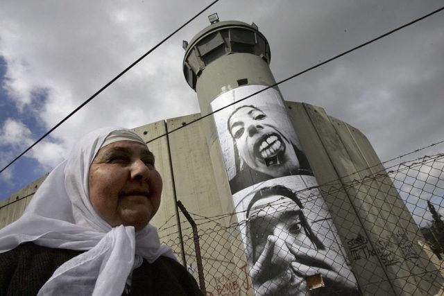 Palästina, das größte Freiluftgefängniss der Welt. (Symbolbild) Foto: David Silverman/Getty Images