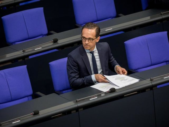 Bundesjustizminister Heiko Maas: «Wer Hitlers Wehrmacht glorifiziert, hat in der Bundeswehr rein gar nichts zu suchen». Foto: Michael Kappeler/dpa