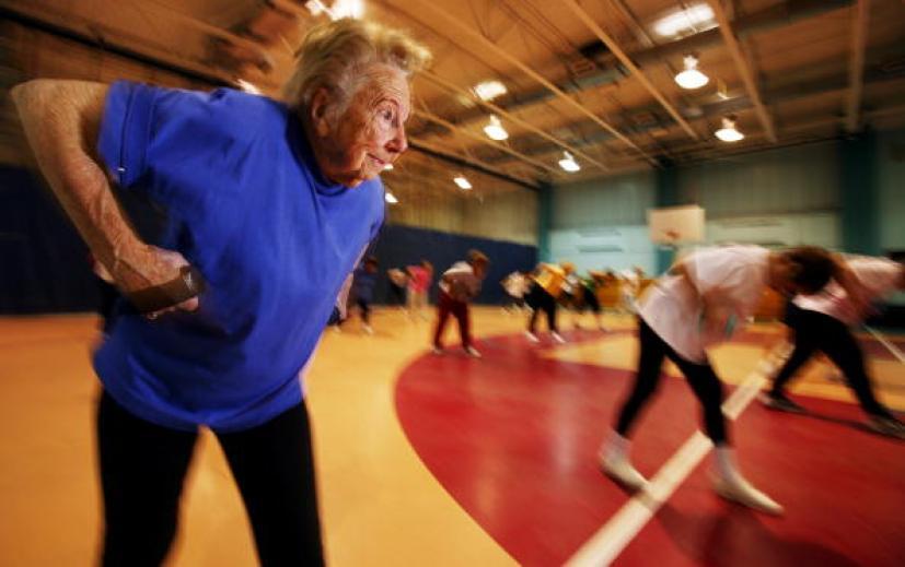 Allier– À 80 ans, Raymonde participe aux championnats du monde de CrossFit:«Elle est très en forme»