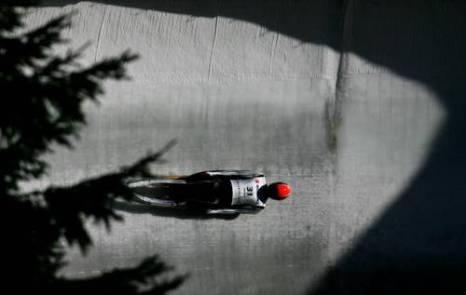 Чемпионат мира в Оберхофе (Германия) открылся соревнованиями саночниц. Фото: Vladimir Rys/Bongarts/Getty Images