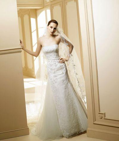 Свадебные платья laSposa 2008. Фото с efu.com.cn