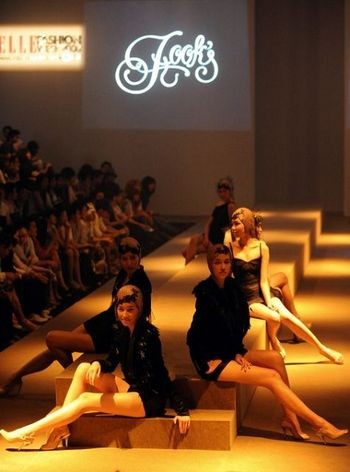Неделя Моды в Бангкоке (Таиланд). Фото: АFP Бангкок