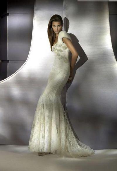 Свадебные платья от Pepe Botella 2008. Фото с efu.com.cn