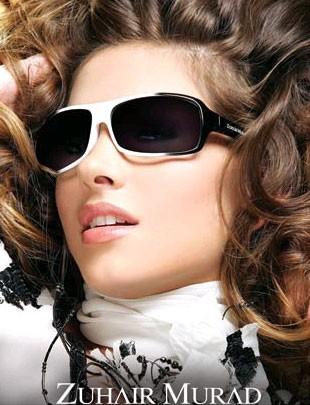 Модные солнцезащитные очки. Фото с efu.com.cn
