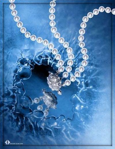 Издавна жемчуг символизирует любовь и счастье, процветание и богатство. Фото: secretchina.com