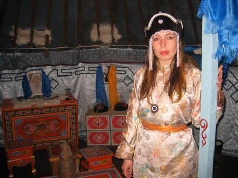 Представительница этноса тюркских народов. Фото: Светлана Ким/Великая Эпоха