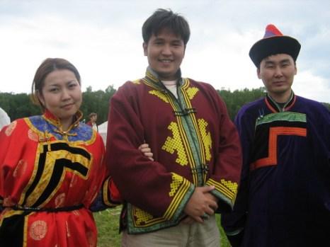 Представителии из Казахстана. Фото: Светлана Ким/Великая Эпоха