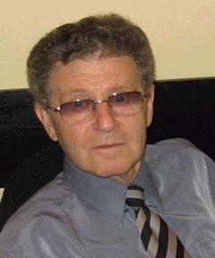 Главный конструктор ЗАО «Турмалин» профессор Дмитрий Исаакович Кофман. Фото: turmalin.ru