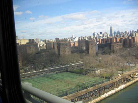 Нью-Йорк «с заднего двора». Фото: Лора Ларсиа/Великая Эпоха
