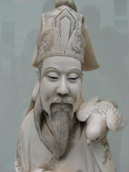 Уникальные произведения старых мастеров Японии. Фото: Юлия Ламаалем/ Великая Эпоха