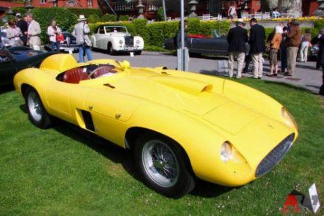 Ferrari 410 Spider Scaglietti (1955). Фото: autoweek.ru