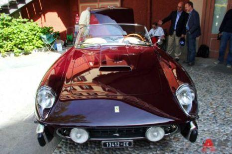 Ferrari 250GT Serie 1 Spider Pininfarina (1958). Фото: autoweek.ru
