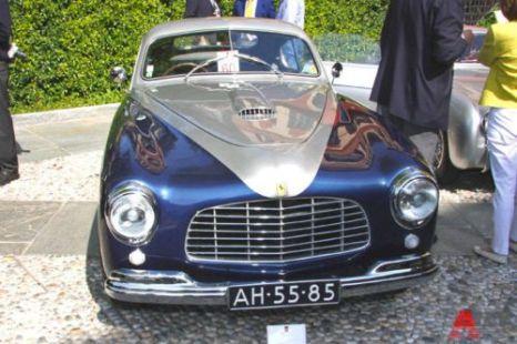 Ferrari 166 Inter Berlinetta Stabilimenti Farina (1949). Фото: autoweek.ru