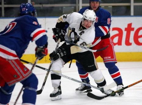 В регулярном чемпионате НХЛ в понедельник были сыграны два матча. Фото: Bruce Bennett/Getty Images