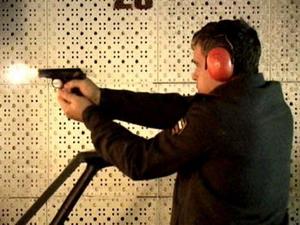 В Белгороде, на базе учебного центра УВД, стартовал первый этап Спартакиады «Здоровье» - стрельба из боевого оружия. Фото: МВД РФ