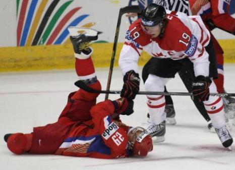 В Канаде завершился чемпионат мира по хоккею. Фото: TIMOTHY A. CLARY/AFP/Getty Images