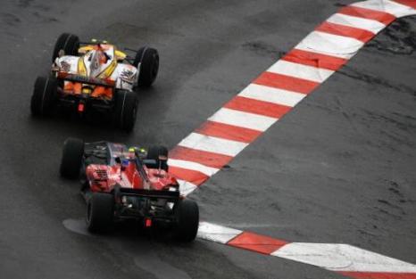 Пилот команды «Макларен» Льюис Хэмилтон стал победителем «Гран-при Монако». Фото: Paul Gilham/Getty Images