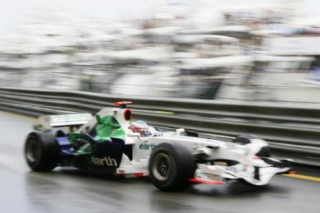 Пилот команды «Макларен» Льюис Хэмилтон стал победителем «Гран-при Монако». Фото: Mark Thompson/Getty Images