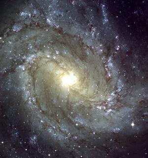 Фотография сделана американским телескопом Хабл. Фото предоставлено сотрудниками архызской обсерватории